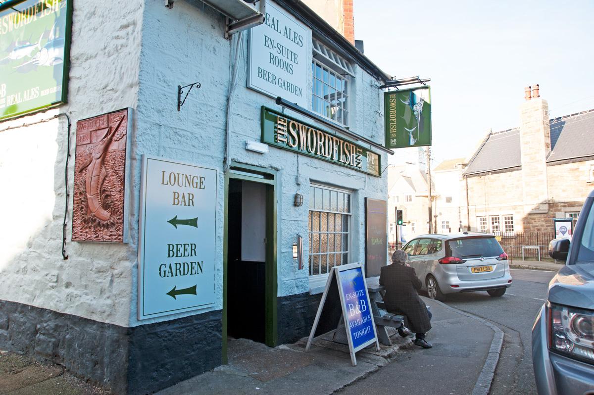 The Swordfish Newlyn The Swordfish Inn Newlyn